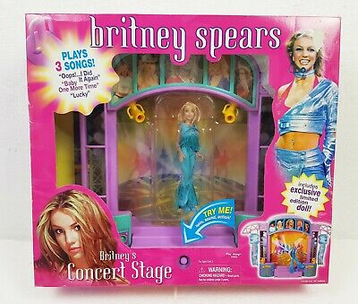 Britney Spears Doll Concert Stage • 29.99£