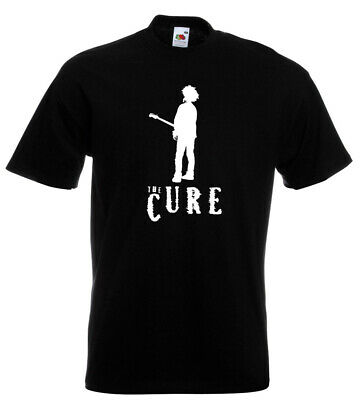 The Cure T Shirt BLACK Size: LARGE *SALE* • 6.95£