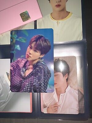 Bts Jimin Official Photocard 5th Muster Magic Shop Fanmeeting *desc* • 7.50£
