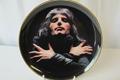 The Mick Rock Collection Plate Bohemian Rhapsody Freddie Mercury Queen • 6.50£