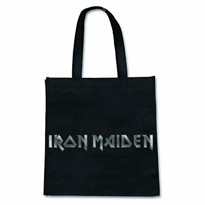 Iron Maiden Vinyl Shopping Bag • 2.99£