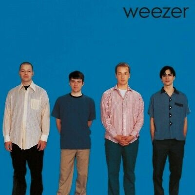 Weezer - The Blue Album (debut) Lp Mint/brand New/sealed • 13.99£