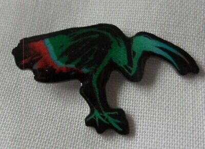 **NEW** DMA'S DMAS The Glow Ibis Pin Badge. For Now, Hills End, Oasis, Indie • 3.99£