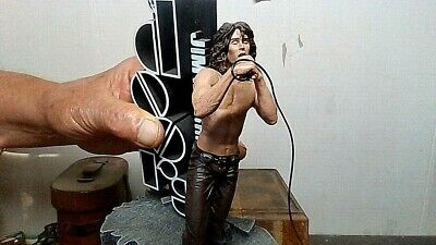 Vintage Mcfarlane The Doors Jim Morisson Fig. No Mike Stand Ex Cond. • 33.06£