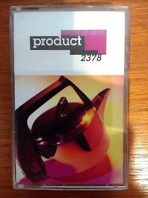 PRODUCT 2378 CASSETTE TAPE Various 1990 PIXIES MUSES MONDAY ORDER PWEI MORRISSEY • 4.99£