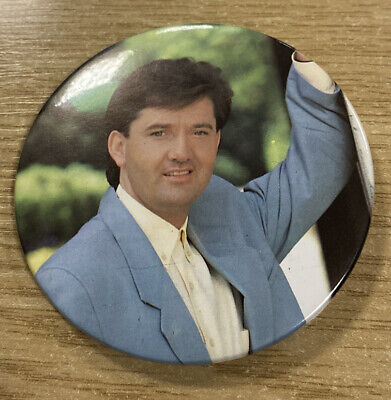 Daniel O'Donnell - Badge - 75mm - 1989  • 5.99£