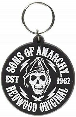 SONS OF ANARCHY Official Keyring • 4.99£