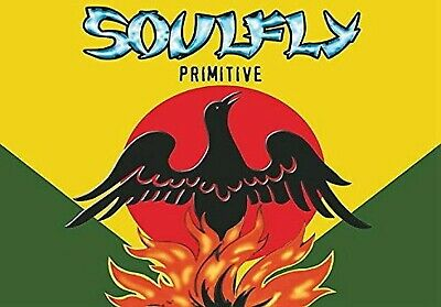 SOULFLY Textile Poster Fabric Flag PRIMITIVE • 9.99£
