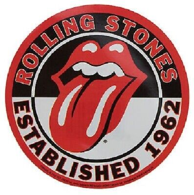 ROLLING STONES Official Sticker #1 • 1.95£