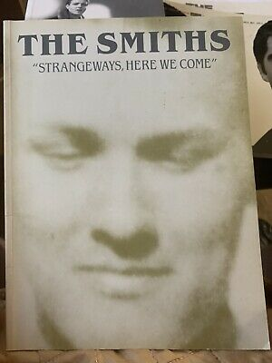 The Smiths  Strangeways Here We Come (rare And Original Songbook) • 30£