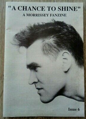 A Chance To Shine - Morrissey Fanzine - Issue 6 - July 1994 • 6.95£