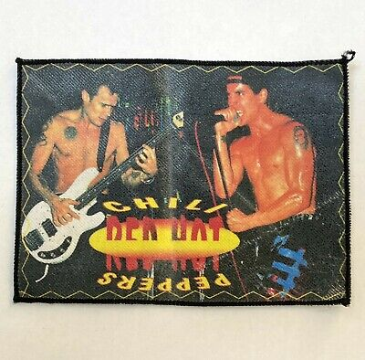 Vintage RED HOT CHILI PEPPERS Patch  • 28.90£