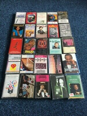 25 Tapes/ Cassettes • 4.99£
