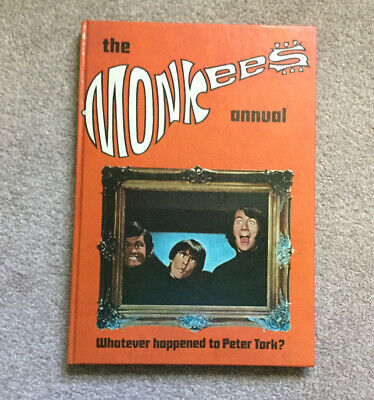 THE MONKEES 1968 Annual • 4£
