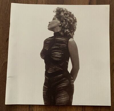 Tina Turner Twenty Four Seven 2000 World Tour Program  • 2.70£