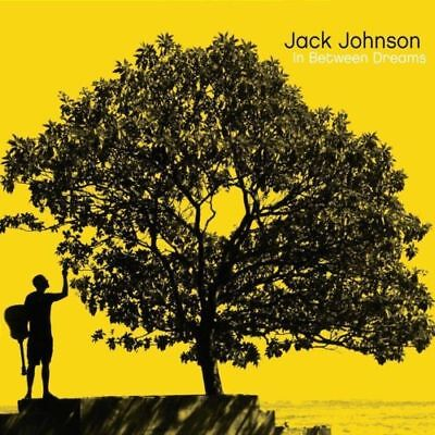 JACK JOHNSON : IN BETWEEN DREAMS (LP Vinyl) Sealed • 22.99£