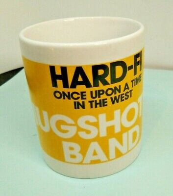 Hard-Fi - Once Upon A Time In The West Coffee Mug Mugshot Of Band RARE • 4.99£