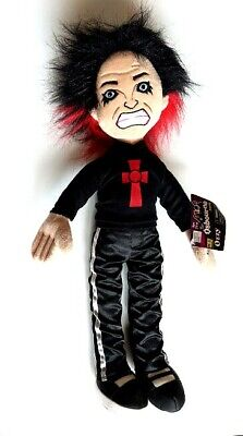 Collectable Ozzy Osbourne Figure Plush Toy 18'' Fan Gift Music Artist Action • 12.92£