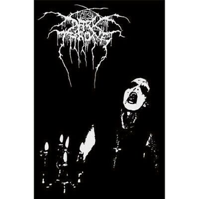DARKTHRONE Premium Fabric Poster / FLAG • 14.99£
