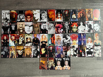 Toyah Willcox Playing Cards  • 15£
