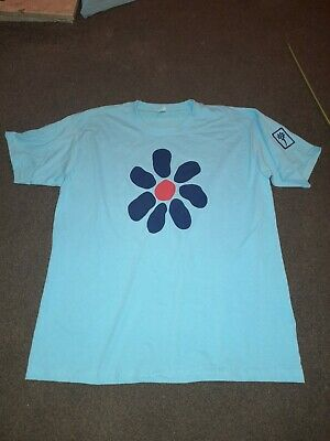 James The Band Tim Booth Daisy T Shirt  • 6£