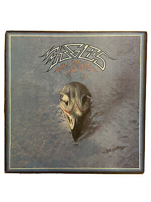 The Eagles Their Greatest Hits 1971-1975 LP Vinyl Record Excellent Condition • 12.07£