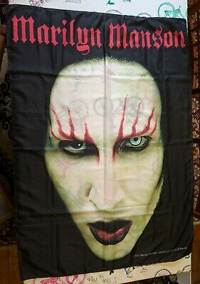 Marilyn Official Band Flag • 0.99£
