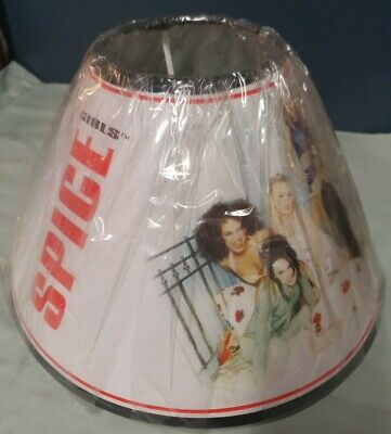 Spice Girls Lampshade NEW Old Stock, Vintage, 1990s  • 23£