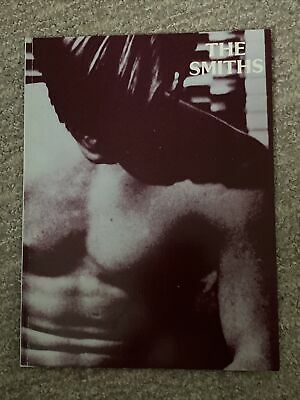 The Smiths 1984 Sheet Music Song Book (UK) Piano Guitar (chords) • 19.99£