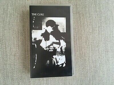 The Cure Picture Show VHS Video Rare • 4£