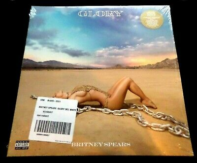 BRITNEY SPEARS - GLORY   LTD 2 X OPAQUE WHITE VINYL LP * PRE-ORDER 07/01 ** • 39.99£