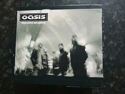 Oasis Heathen Chemestry Singles Box Set With Poster • 40£