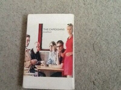 The Cardigans - Lovefool - Cassette Single • 4£