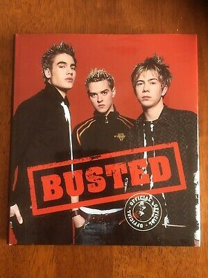Busted - Official Annual 2003 • 10£