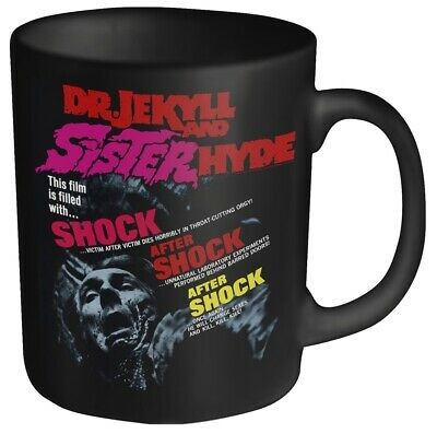 DR JECKYLL AND SISTER HYDE Official Boxed Mug • 9.99£