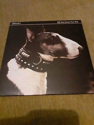 Pixies - Here Comes Your Man/ Into The White 7  Vinyl Single • 20£
