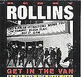 Get In The Van: On The Road By Henry Rollins | CD | Condition Good • 14.62£