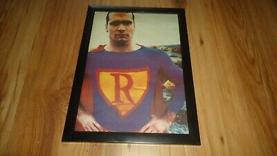 HENRY ROLLINS(circa 1994)-Framed Picture • 12£
