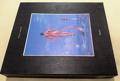 PINK FLOYD Shine On Box Set (8 Of 9 CDs), Early Singles, 8 Postcards & Book 1992 • 74.99£