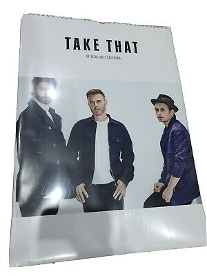 Take That Calendar New Sealed  • 4£