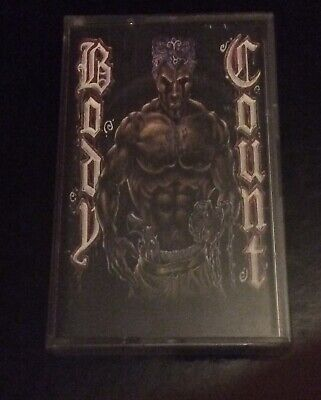 Body Count Self Titled Cassette Tape With Cop Killer • 10£