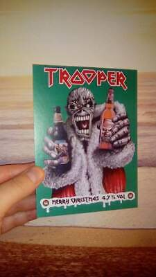 Iron Maiden Trooper Beer Clips Set Of 20 • 89£