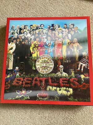 Sgt. Pepper's Lonely Hearts Club Band (CD, 2017, UMC) • 45£