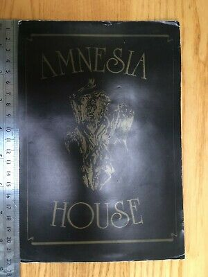 Amnesia House Rave Flyer – Secret Location 25 Aug 1990 – Derrick May, Carl Cox • 7.99£