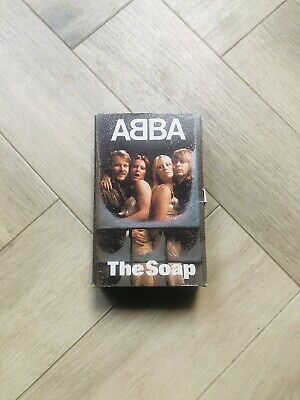 Excellent Condition ABBA The Soap Cassette Boxed J.Grossmith • 139.99£