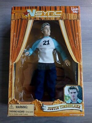 Justin Timberlake Nsync Marionette, Not Been Out Of Box • 15.99£