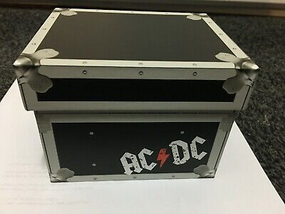 Acdc Rare Ltd Ed Seven Coin Collection Bon Scott Angus Malcolm Young Xmas Gift • 150£