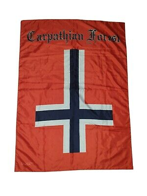 Carpathian Forest Flag • 9£