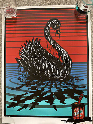 Pearl Jam Ames Bros Poster Manchester (17/8/09) • 75£