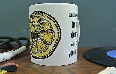 Stone Roses Fools Gold Lyrics Fan Personalised Print Mug Birthday Gift Present • 17.90£
